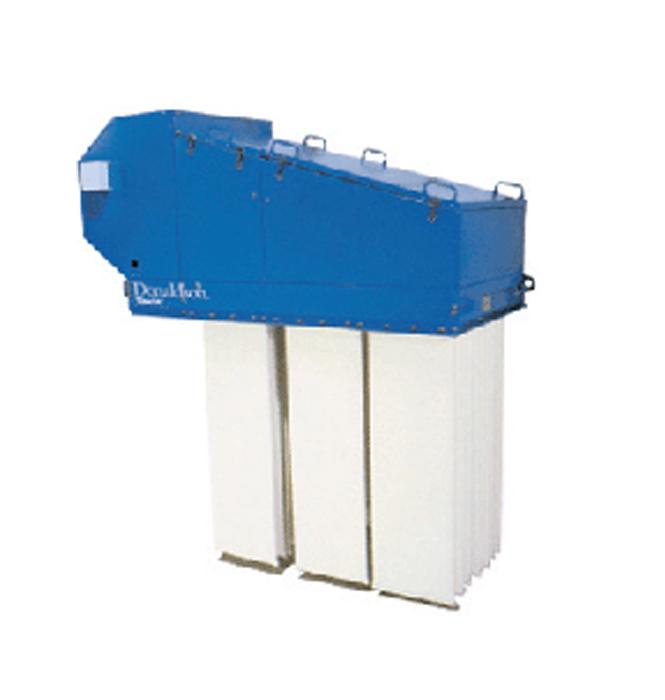 常熟DLMV插入式除尘器