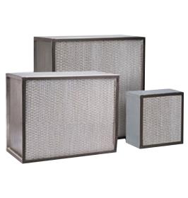 HEPA & 95%DOP Panel filter